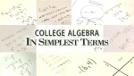 Algebra: In Simplest Terms