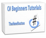 C# Beginners Tutorials by TheNewBoston