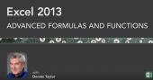 Excel 2013 Tutorials: Advanced Formulas and Functions