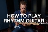 Essential Rhythm Guitar Lessons
