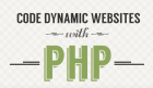 Code Dynamic Websites with PHP
