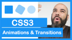 CSS3 Animations & Transitions Tutorials