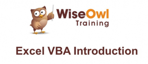 Introduction to Excel VBA | CosmoLearning Programming
