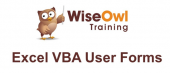 Learning Excel VBA User Forms