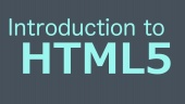 Introduction To HTML5 in 40 Minutes
