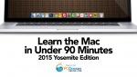Mac OS X 10.10 Yosemite in Under 90 Minutes