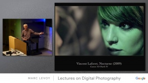 Digital Photography with Marc Levoy