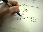 Calculus Videos: Limits