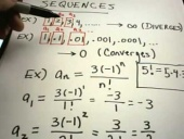 Calculus Videos: Series and Sequences