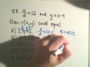 SAT Math Problems