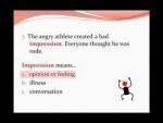 ESL: Advanced English Vocabulary and Grammar