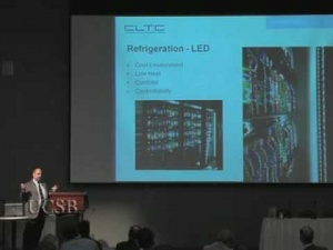 Energy Efficiency Lectures - UC Santa Barbara