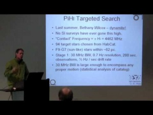 CSC/SETI Institute Colloquium Series 2009