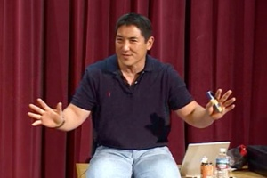 Garage Technology Ventures. Lecture by Guy Kawasaki (2003)