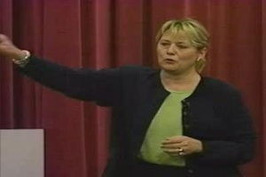 Entrepreneurship in Established Companies, Lecture by Carol Bartz / Autodesk (2001)