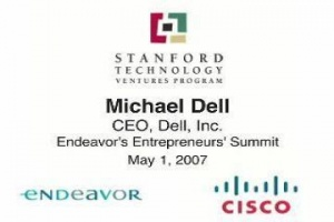 Implementing Processes in a Fast-Growing Company, Lecture by Michael Dell / Dell, Inc. (2007)