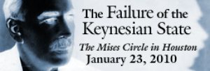 Seminar: The Failure of the Keynesian State