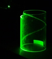 Video Demonstrations in Lasers and Optics