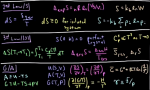 Chemical Thermodynamics and Kinetics