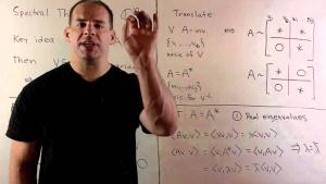 Linear Algebra II: Matrix Theory