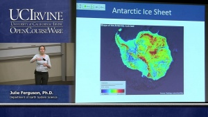 On Thin Ice: Climate Change and the Cryosphere