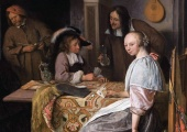 A History of Dutch Painting in Six Pictures