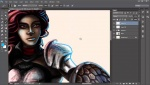Fundamentals of Digital Painting with Photoshop
