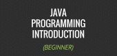 Beginner Java Programming Tutorials by TheNewBoston