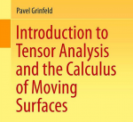 Tensor Calculus and the Calculus of Moving Surfaces