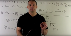 Calculus with Dr. Bob VII: Multivariable Calculus