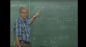 Real Analysis with Prof. S.H. Kulkarni
