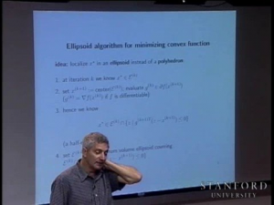 Convex Optimization II