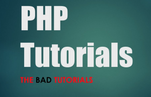 PHP & MySQL: The Bad Tutorials