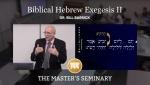 Biblical Hebrew Exegesis II