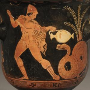 Ovid's Metamorphoses: Book III (lines 1-130)