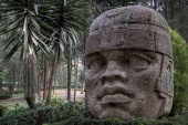 Olmec Heads (2001)