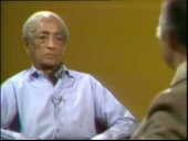 J. Krishnamurti Eighth Conversation with Dr Allen W. Anderson (1974)
