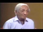 J. Krishnamurti Twelfth Conversation with Dr Allen W. Anderson (1974)