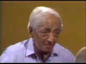 J. Krishnamurti Thirteenth Conversation with Dr Allen W. Anderson (1974)