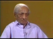 J. Krishnamurti Fourteenth Conversation with Dr Allen W. Anderson (1974)