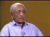 J. Krishnamurti Fifteenth Conversation with Dr Allen W. Anderson (1974)