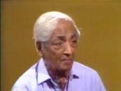 J. Krishnamurti Sixteenth Conversation with Dr Allen W. Anderson (1974)