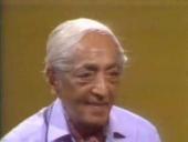 J. Krishnamurti Seventeenth Conversation with Dr Allen W. Anderson (1974)