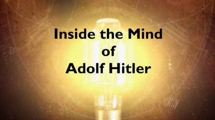 mind of hitler