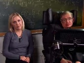 A conversation with Stephen Hawking, Brian Greene, Martin Rees and Lisa Randall (2008)