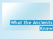 What the Ancients Knew (2005)