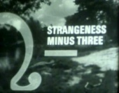 Strangeness Minus Three, with Richard Feynman (1964)