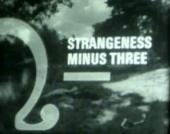 Strangeness Minus Three, with Richard Feynman (1964)