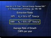Arithmetic, Population and Energy - a talk by Al Bartlett (1994)