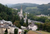 Pilgrimages of Europe: Lourdes, France (1995)